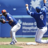 MLB: Spring Training-New York Mets at Toronto Blue Jays