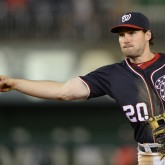 MLB: Minnesota Twins at Washington Nationals