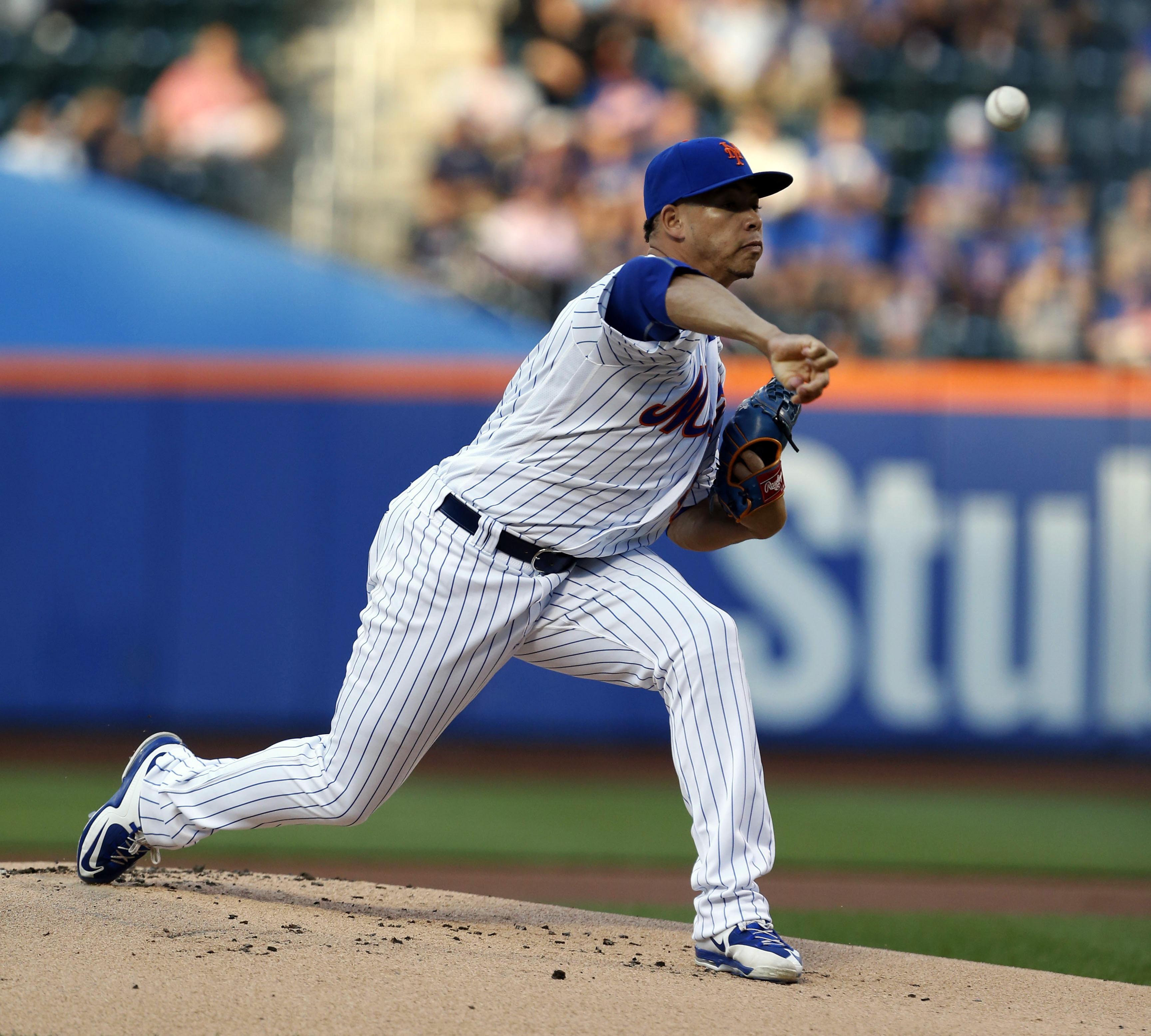 MLB: Kansas City Royals at New York Mets