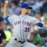 MLB: New York Mets at Detroit Tigers