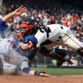 MLB: New York Mets at San Francisco Giants