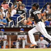 MLB: New York Mets at Miami Marlins