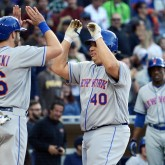 MLB: New York Mets at San Diego Padres