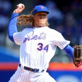 MLB: Atlanta Braves at New York Mets