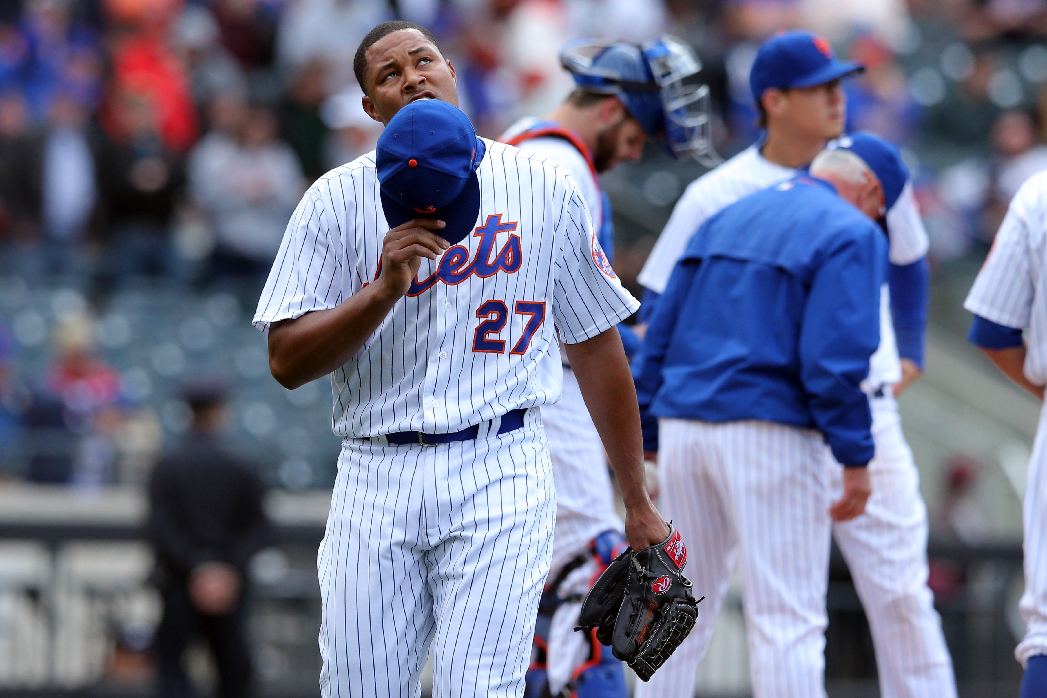 MLB: San Francisco Giants at New York Mets