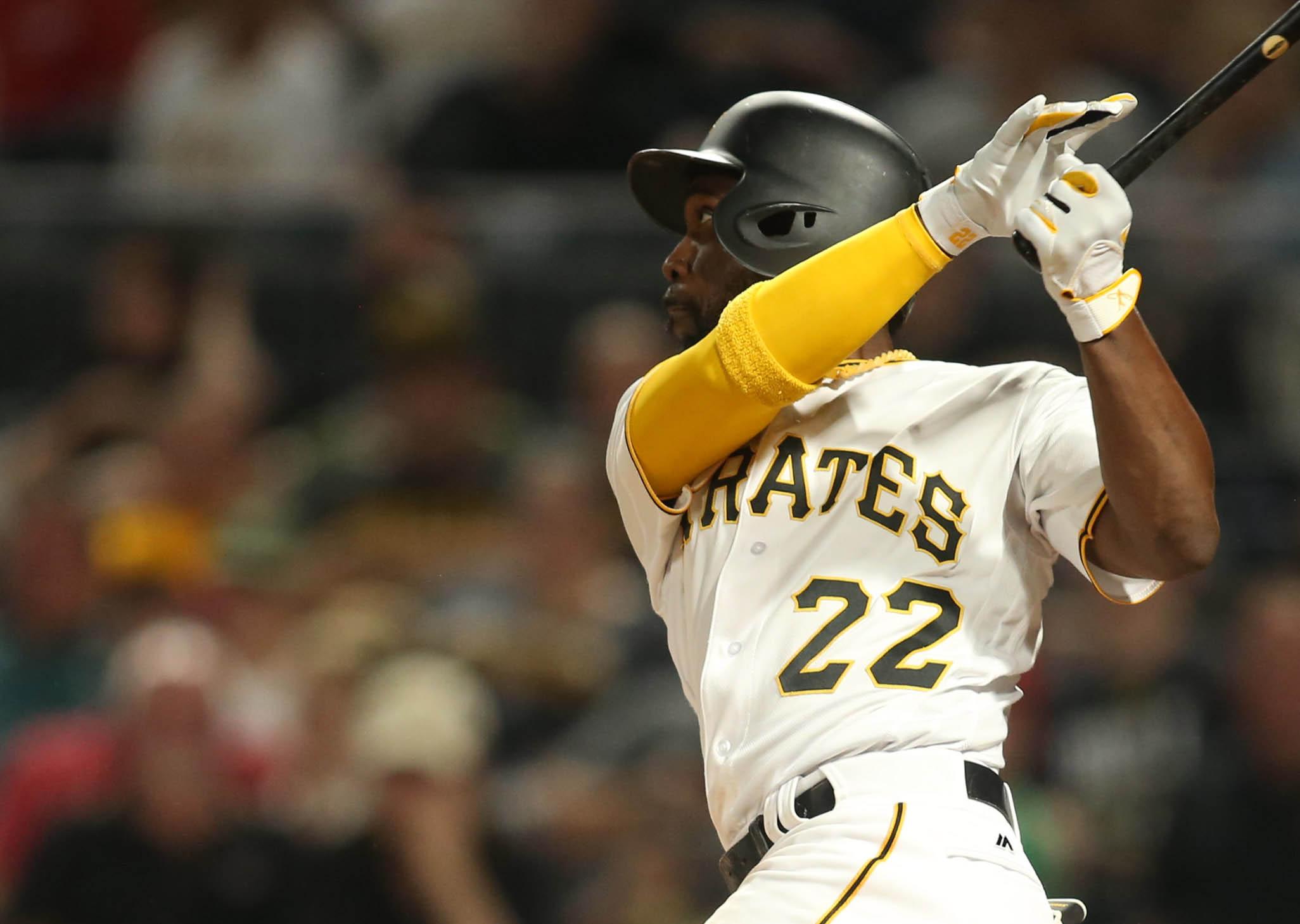 MLB: Washington Nationals at Pittsburgh Pirates
