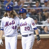MLB: Los Angeles Angels at New York Mets