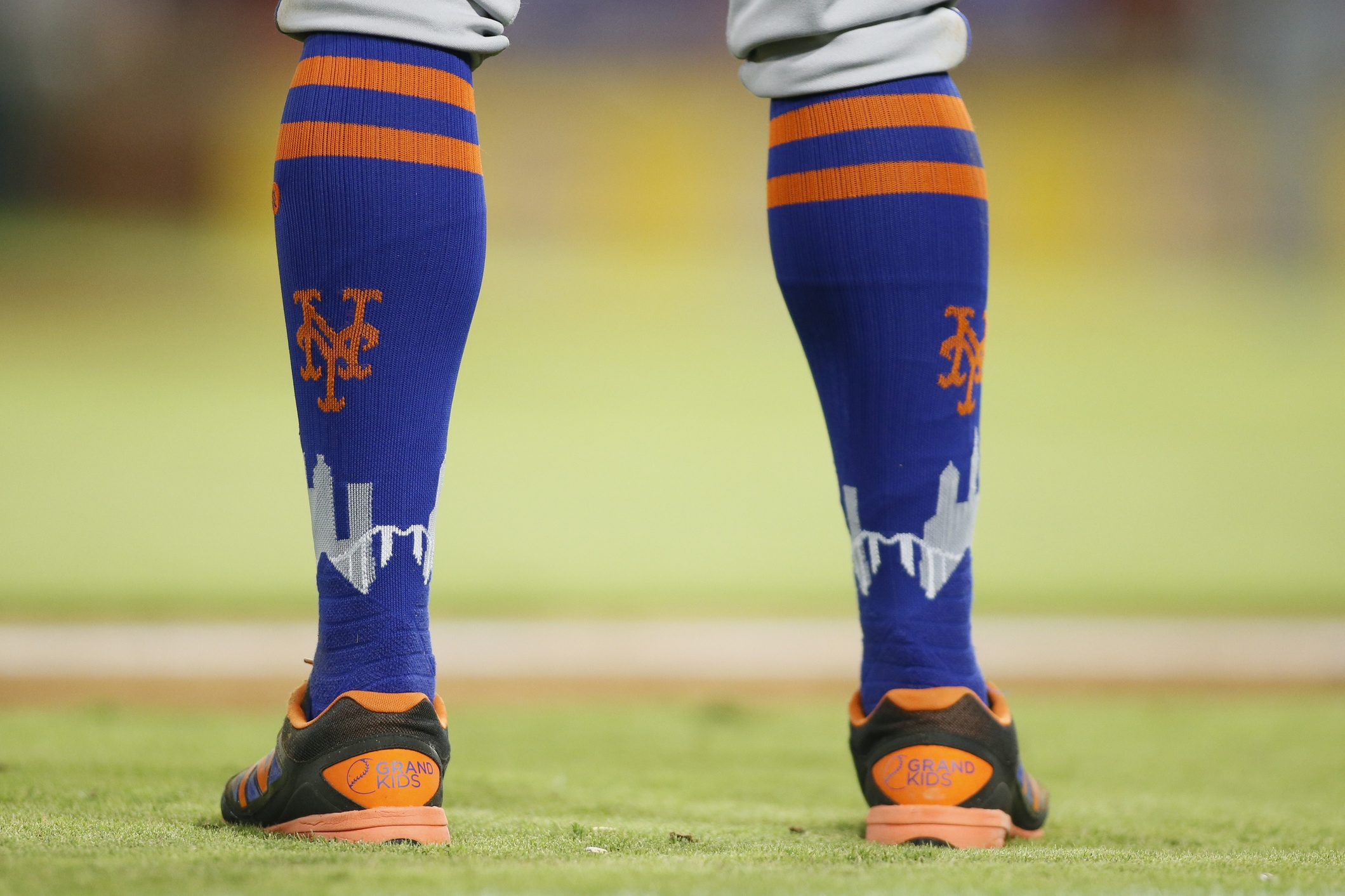 Granderson socks 1
