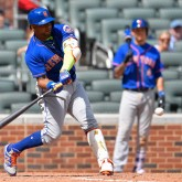 MLB: Game 1-New York Mets at Atlanta Braves