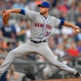 MLB: Game 2-New York Mets at Atlanta Braves