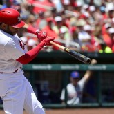 MLB: New York Mets at St. Louis Cardinals