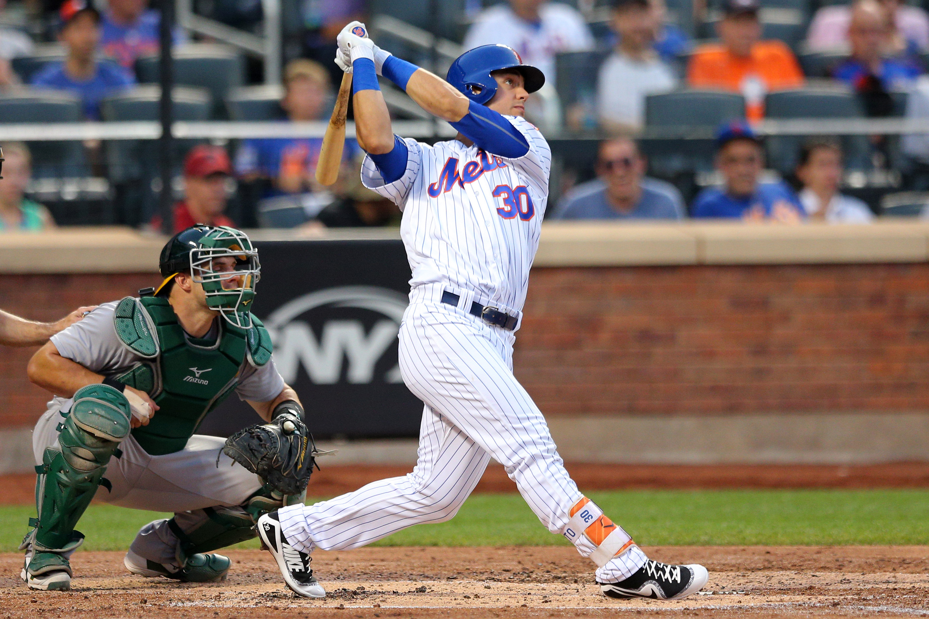 MLB: Oakland Athletics at New York Mets