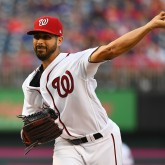 MLB: Los Angeles Angels at Washington Nationals