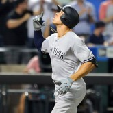 MLB: New York Yankees at New York Mets