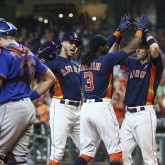 MLB: New York Mets at Houston Astros