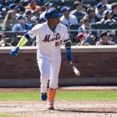 MLB: St. Louis Cardinals at New York Mets