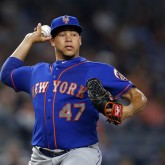 MLB: New York Mets at New York Yankees