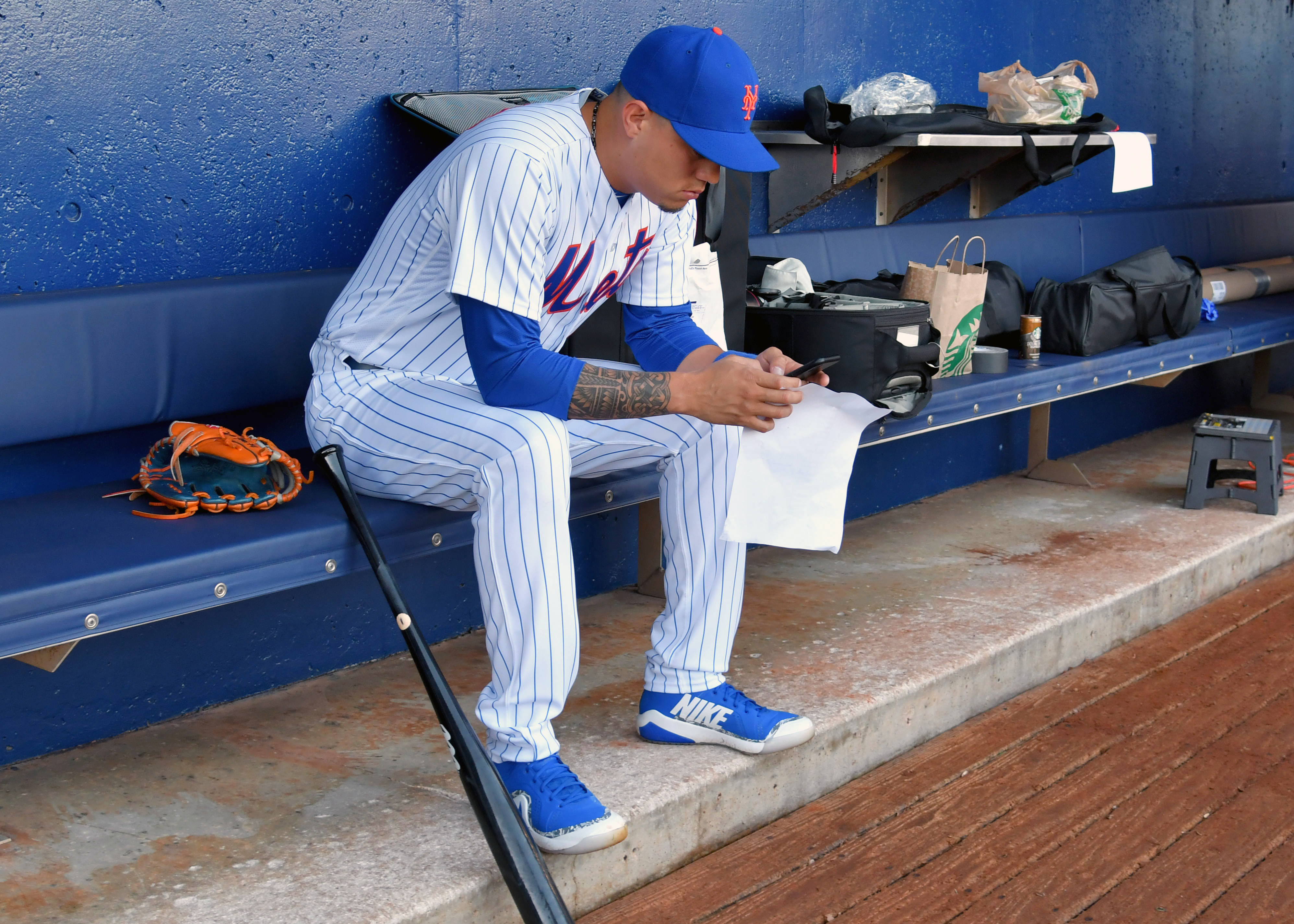 MLB: New York Mets-Media Day