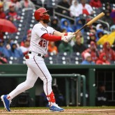 MLB: Colorado Rockies at Washington Nationals