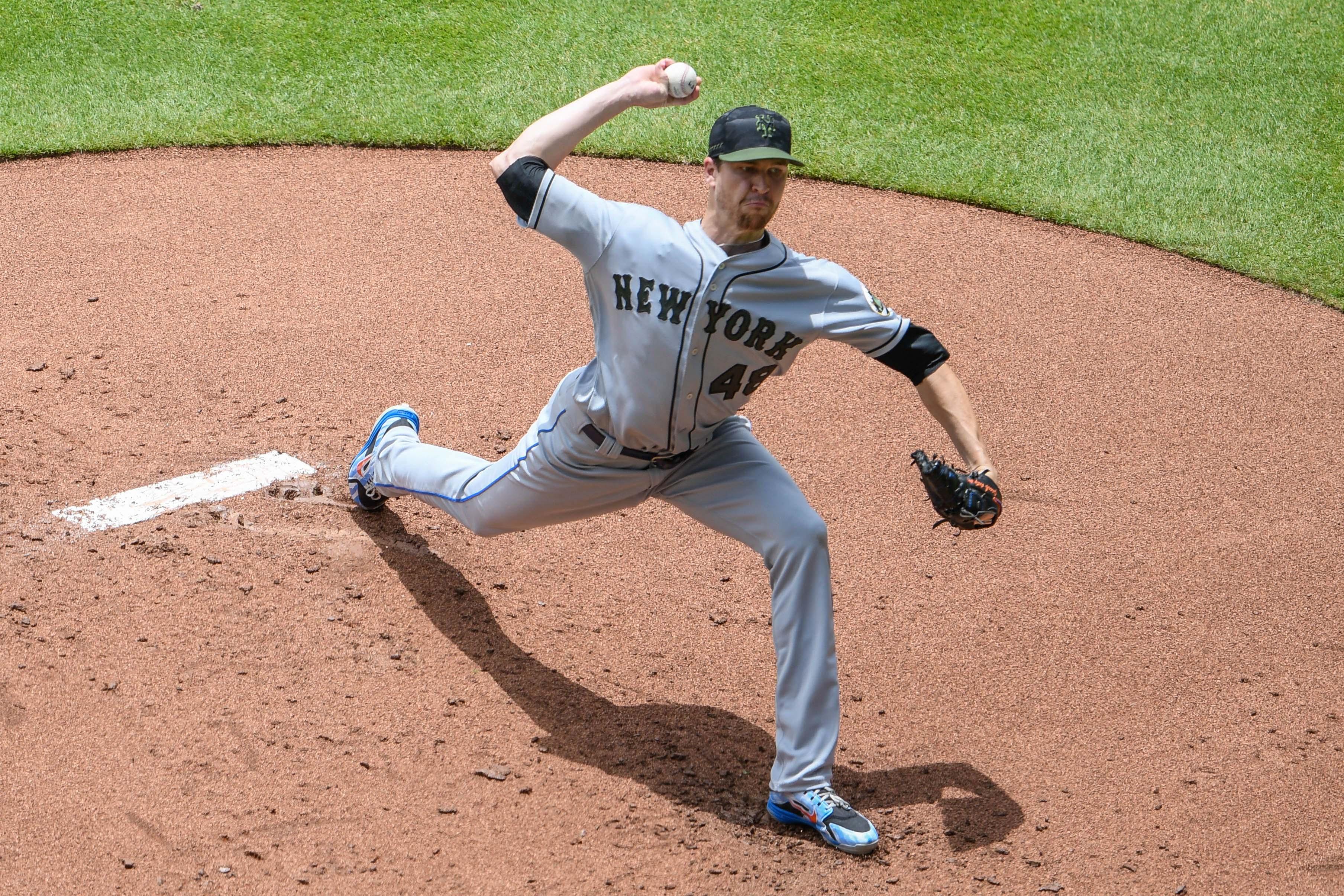 MLB: Game One-New York Mets at Atlanta Braves