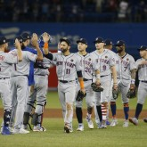MLB: New York Mets at Toronto Blue Jays