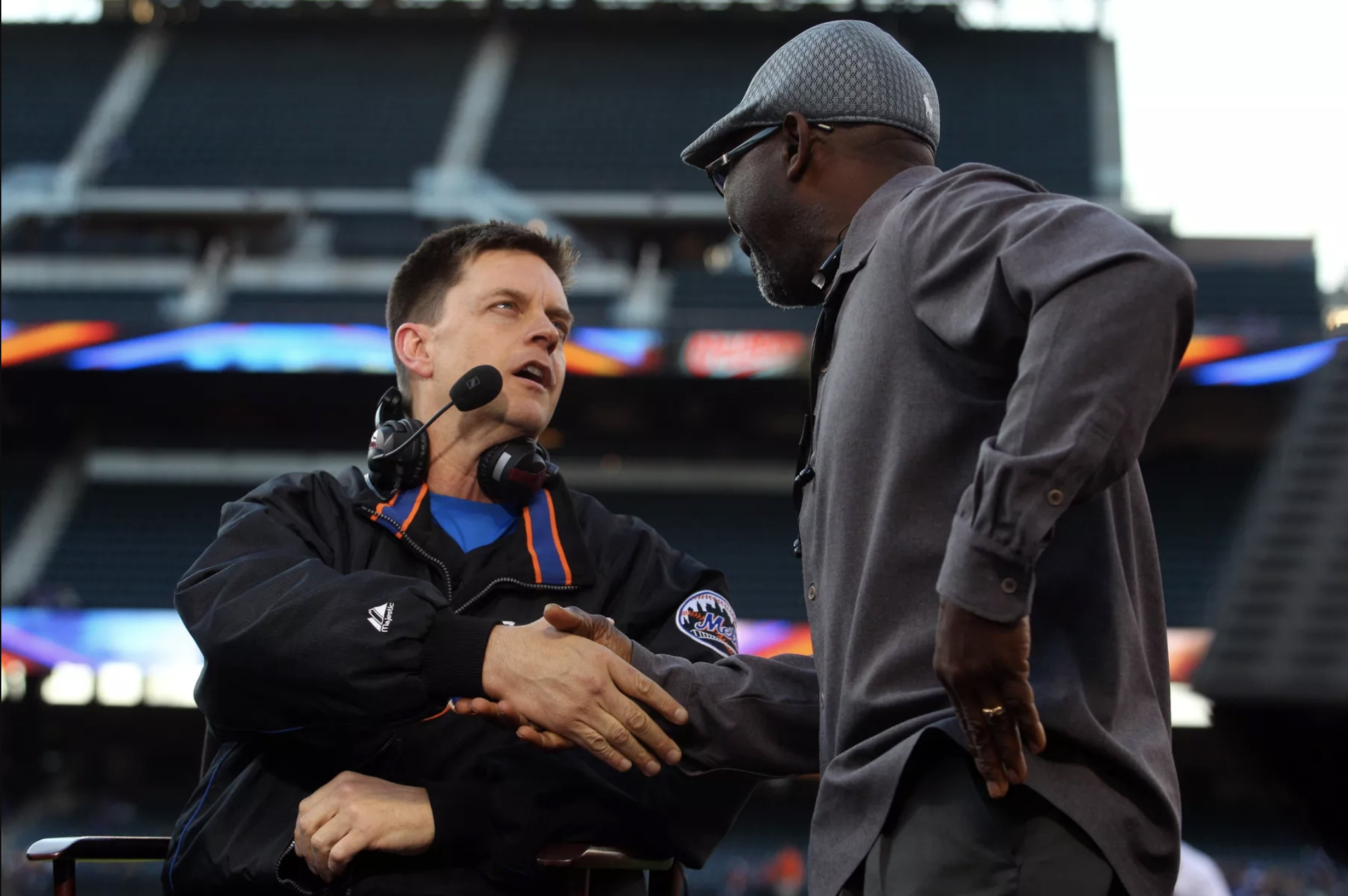 Comedian Jim Breuer reflects on the career of Mets captain David Wright